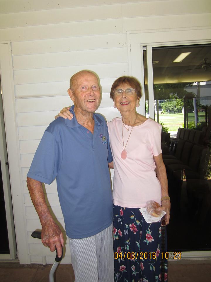 Amy & Dean Peterson