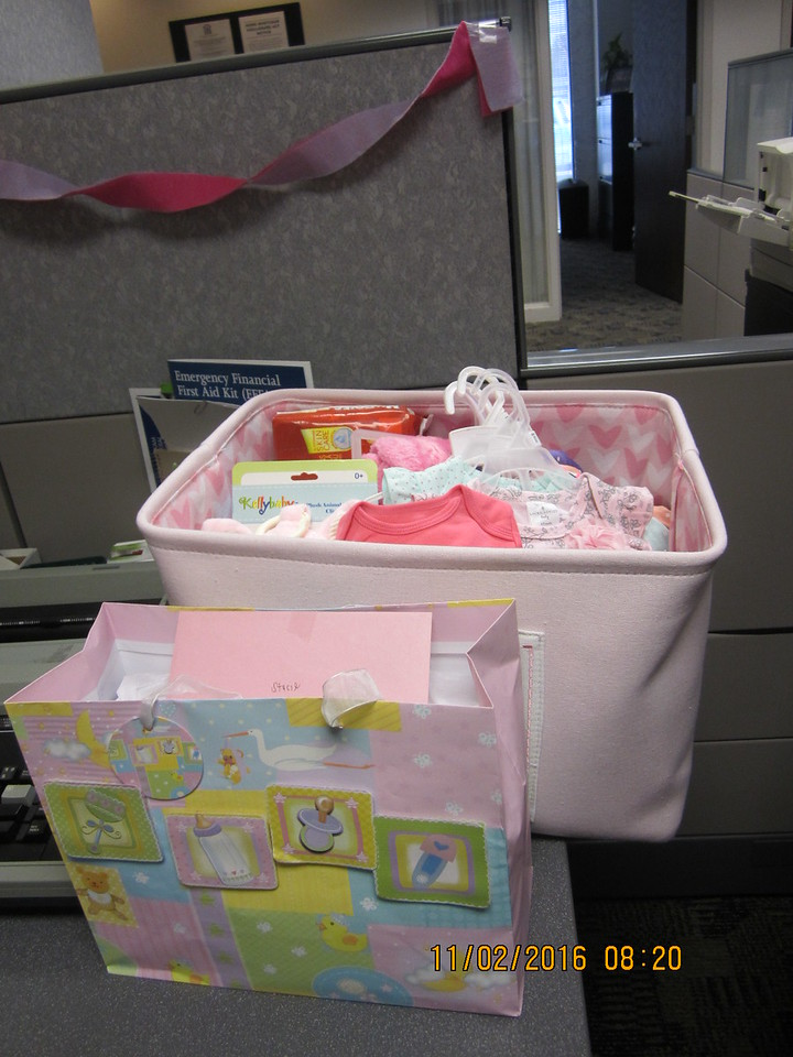 for Staci's baby girl...
