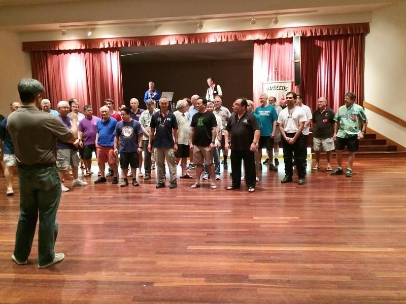 Sound of Aloha Choir..