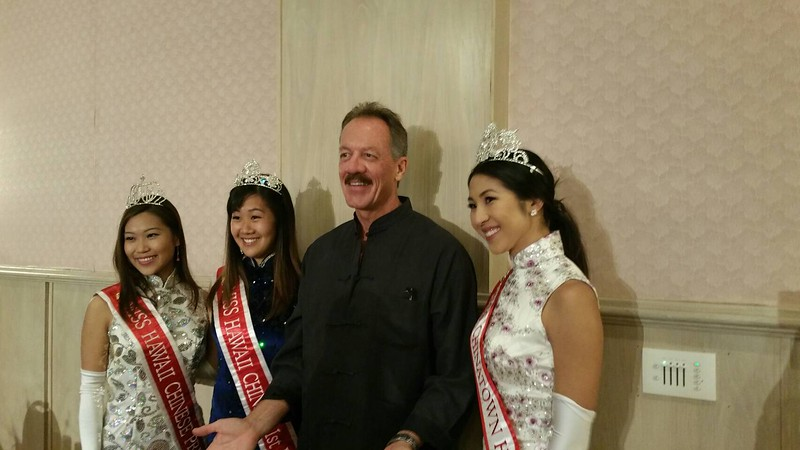 better one of BenBen with beauty Queens