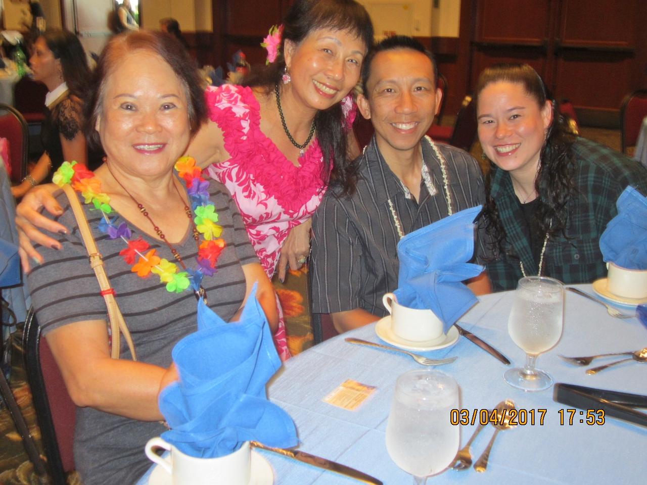 with Yu Mei, Daniel & JyaMing