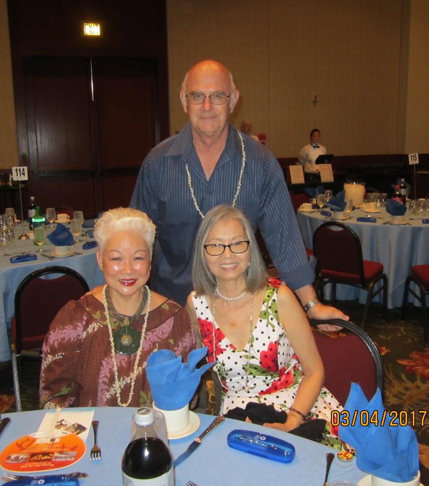 @5:45 Susan & Bob with Lita