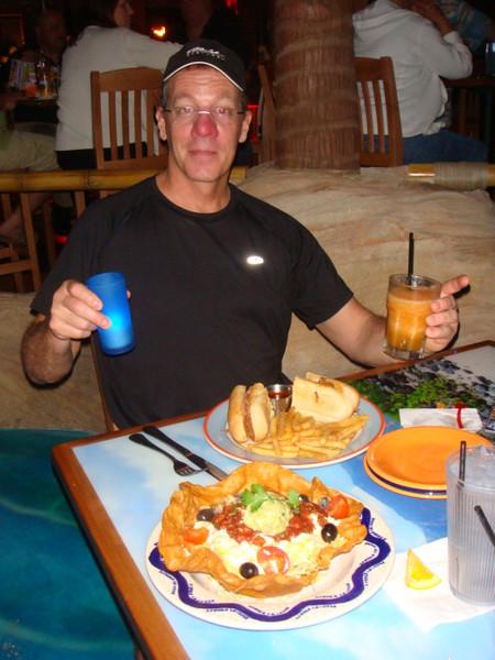 mango rum runner...