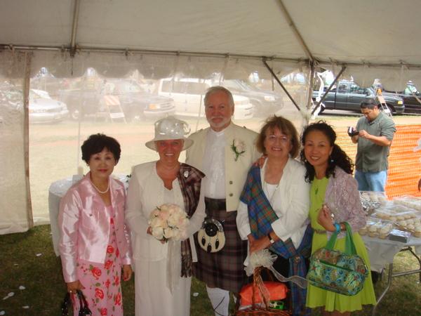 Jann  - Carlene - Ron - Barbara - SJ  (Chapel family)