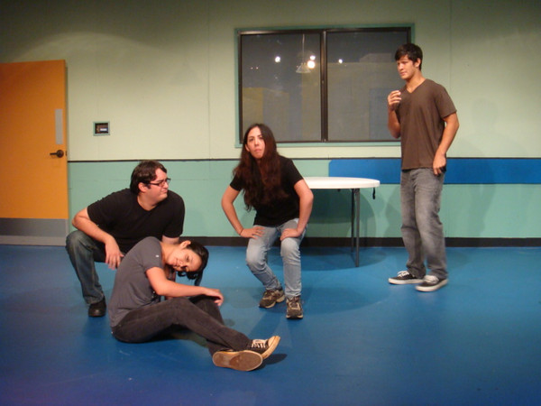 This young improv group shows potential.