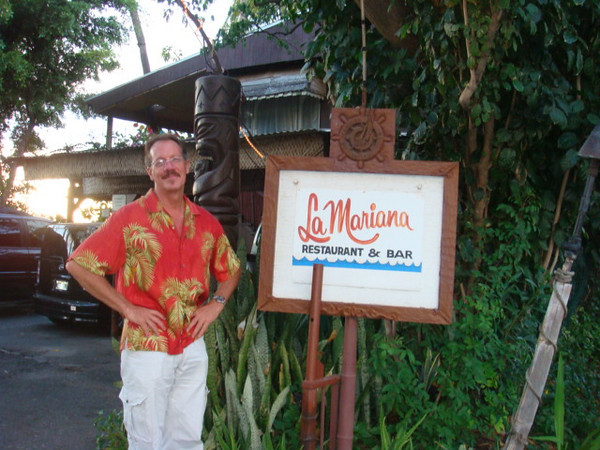 080109  Saturday.. a night out to dinner at La Mariana..