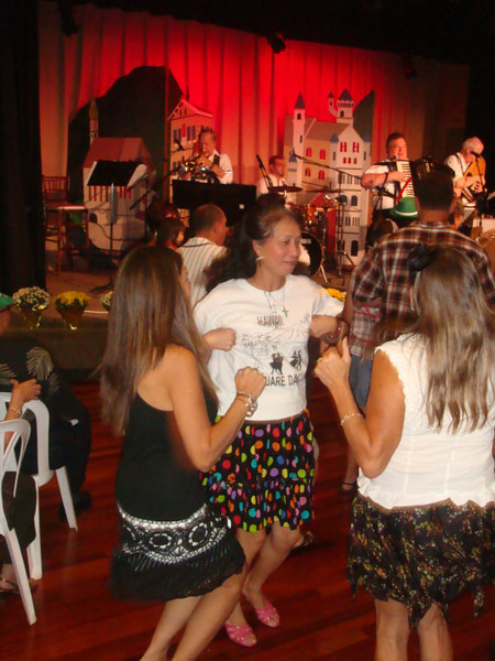 we had good time doing chicken dance.. haha!