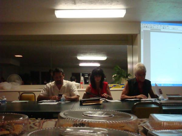 11/02/09 Aloha Lani Condo annual meeting.. it was a long night..