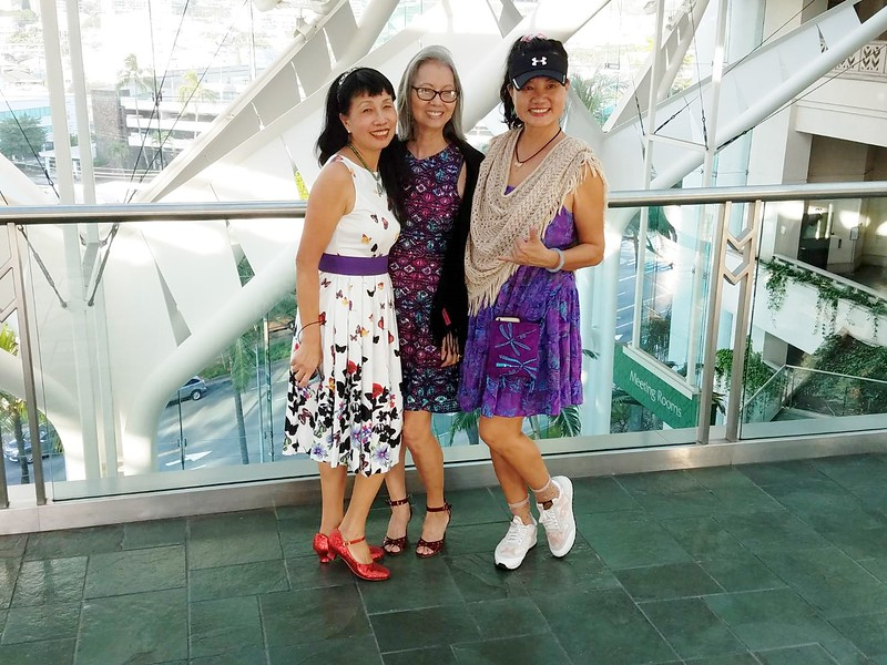 022418 with sister Susan & MayLee