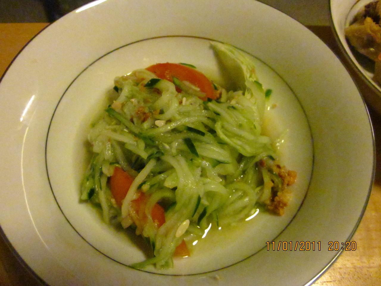 Som Tum salad
