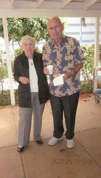 Janice and Gary..
