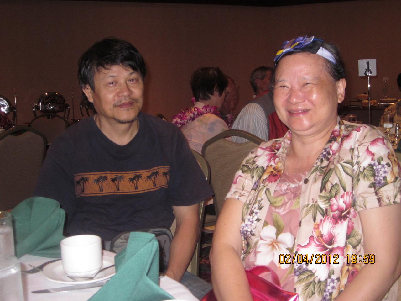Ken and Zoe Du