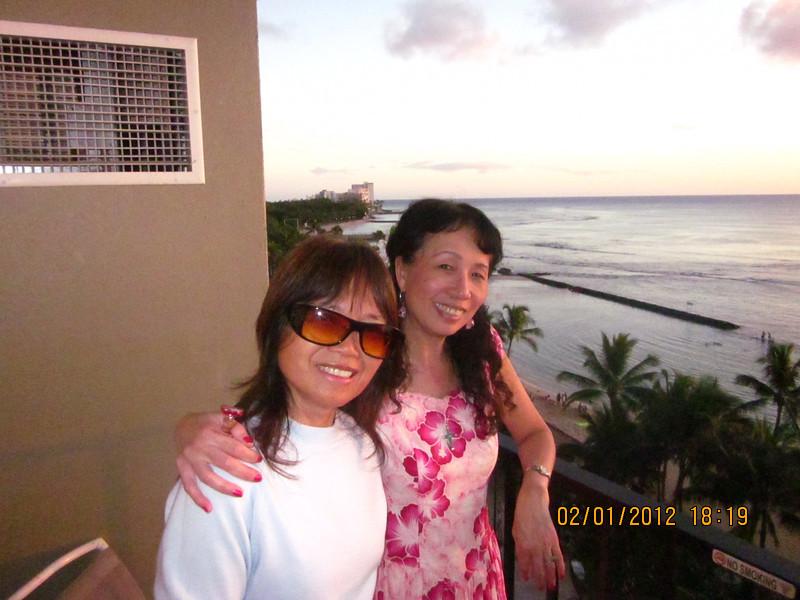 Chiung O and me