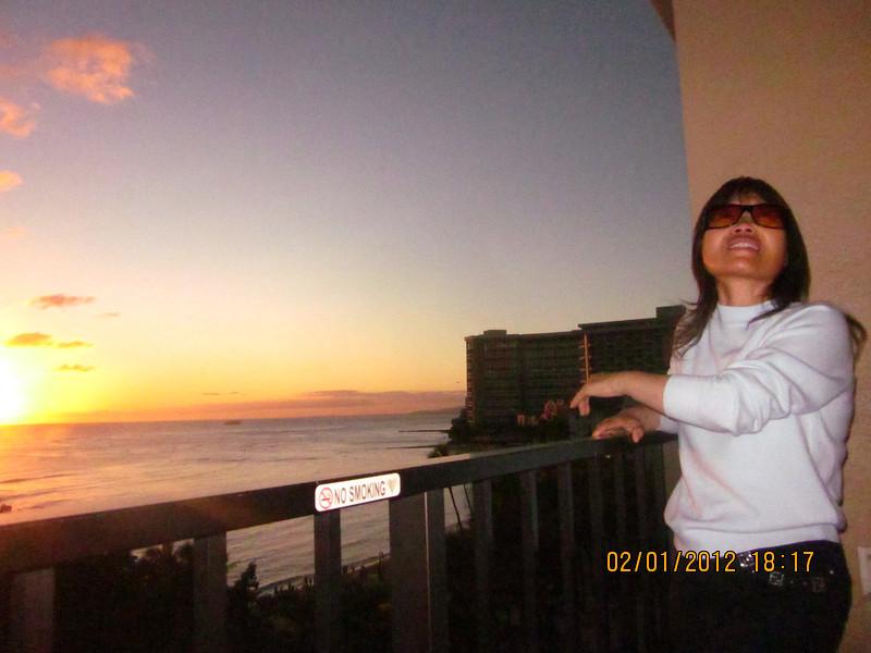 At Ashton Waikiki Beach hotel
