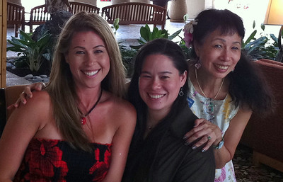 06/2012 SueLing & Tom's Visit Honolulu & 61st NSDC ***