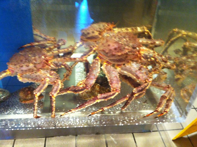 reunion dinner at Newport Seafood Restaurant..