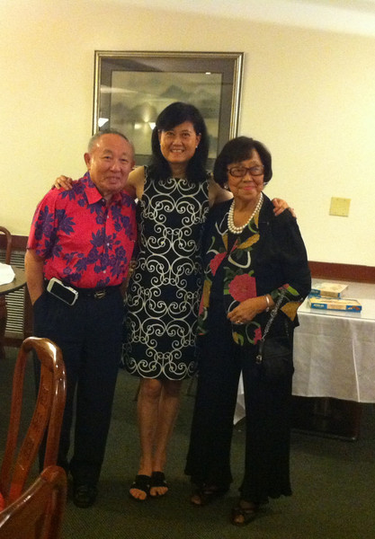 Dr. Tse - Irene-auntie Blossom