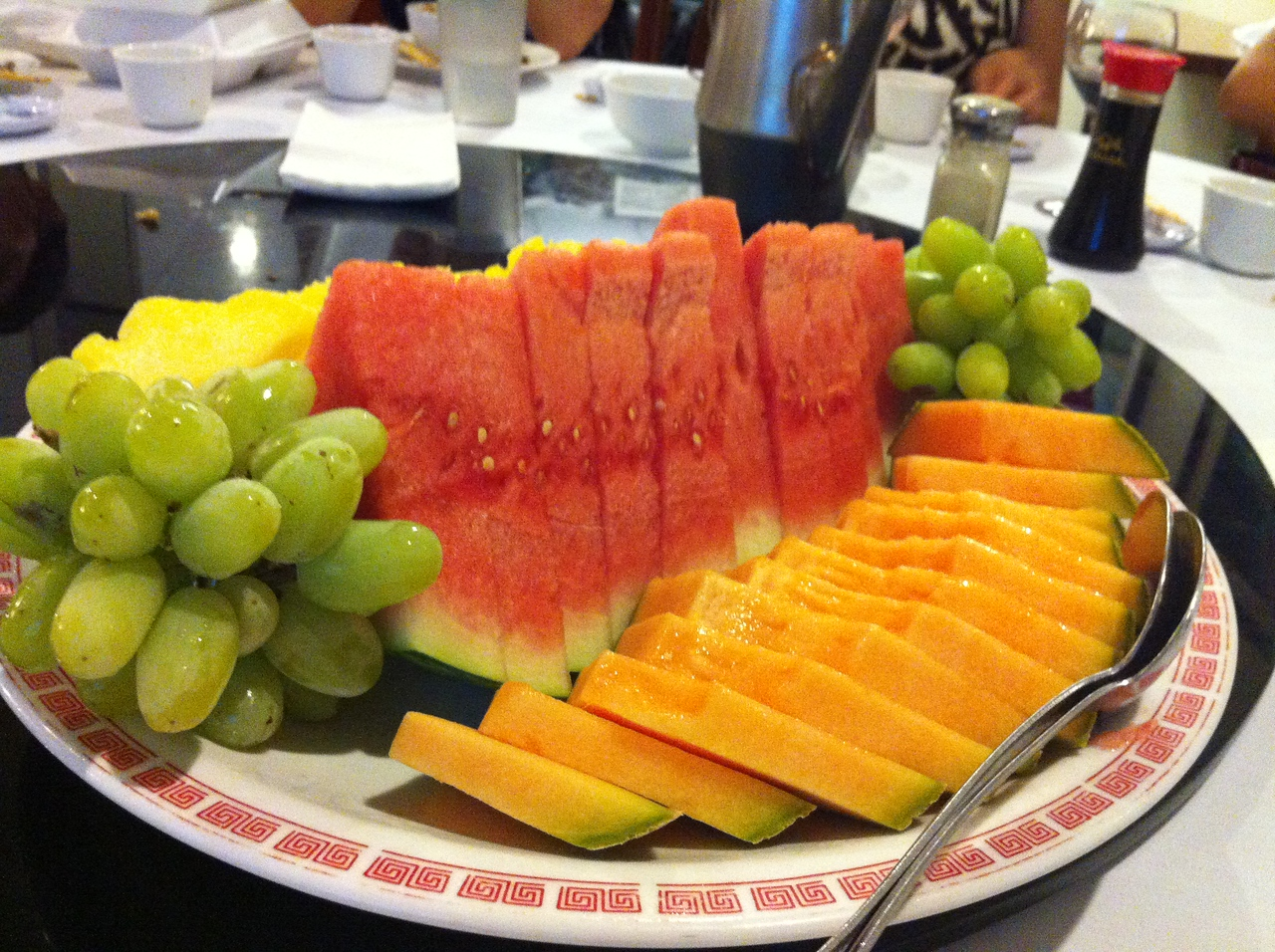 love this fruit platter