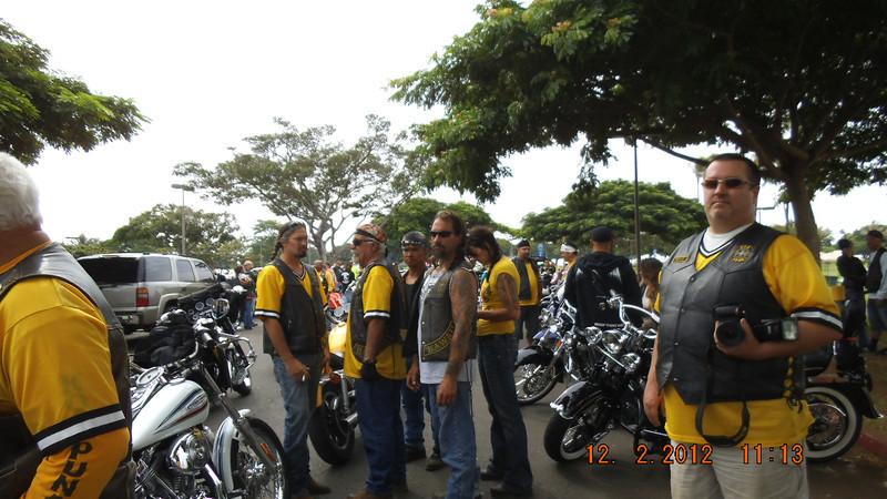 Koa Puna riders