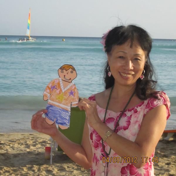 Time to tour the most famous  Waikiki Beach...