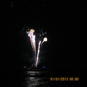01/2013 Happy New Year from Waikiki!