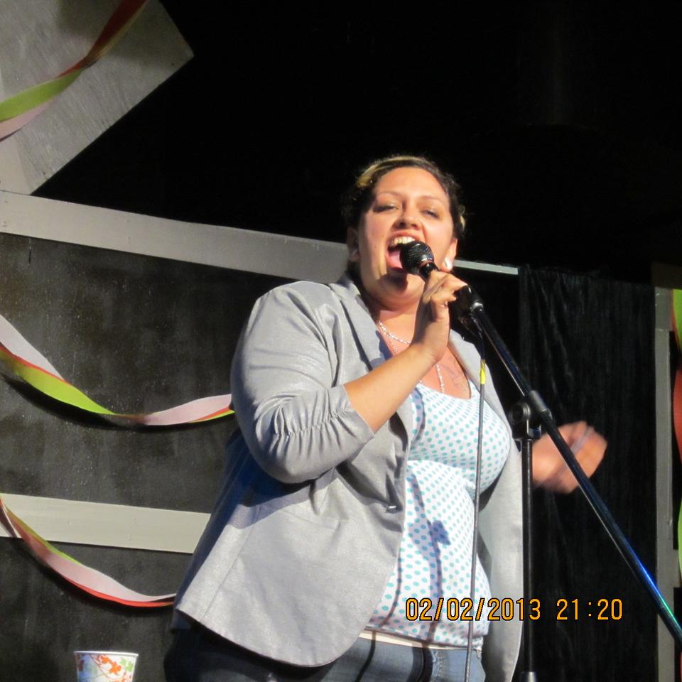 good singing...