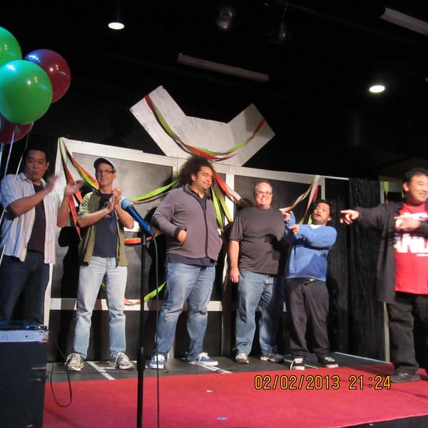 Jedai group? fun acting!