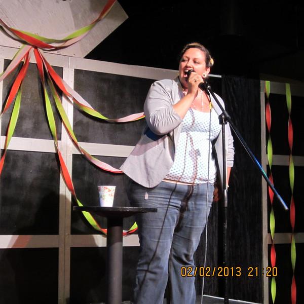 good singing..