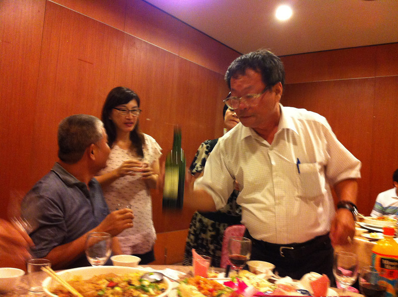 Director of TaiTung DOE