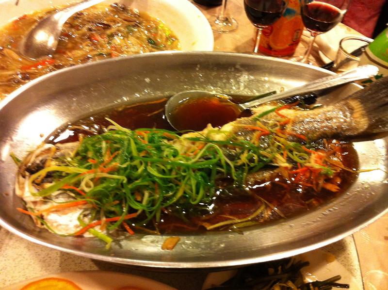 fish dish.. good 2!
