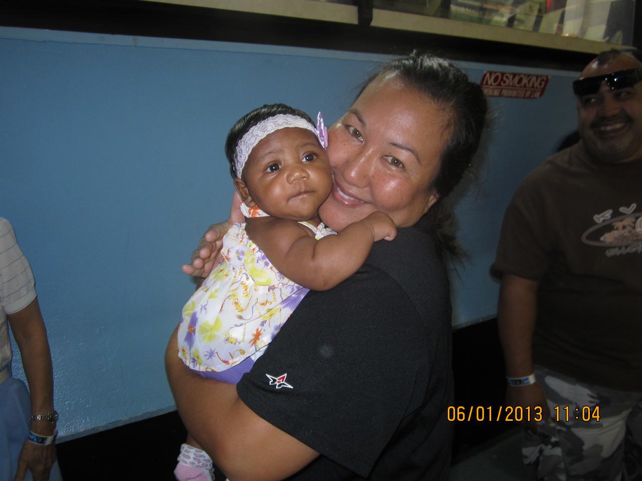baby Akira & Teri