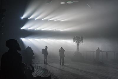 Art Installation  SKALAR, Kraftwerk Berlin, 27.01.-25.02.2018