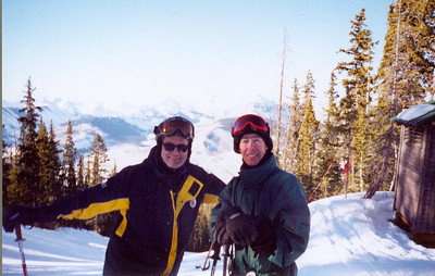 CRESTED BUTTE 2003 BY HANK