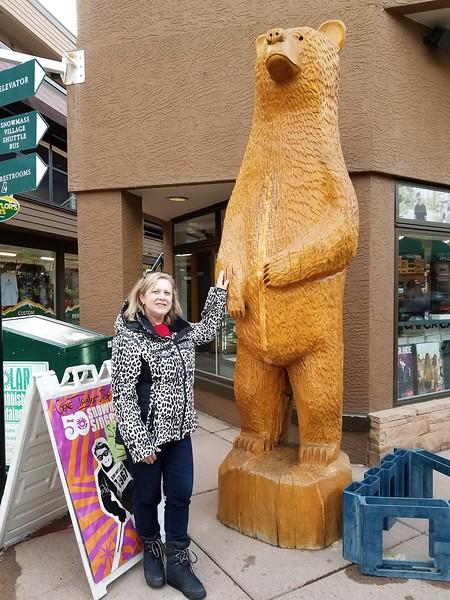 Barbara and Bear