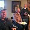 Rick, George and Ed
