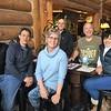 Rick, Yitah, Ben, Chris & Diane