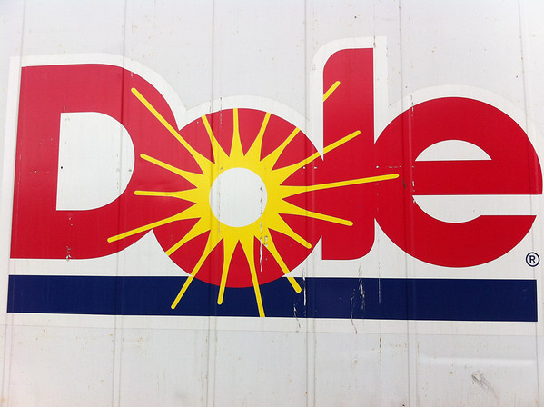 DOLE Fruit company here in Guatemala is very helpful to Vine International... so BUY Dole!  They allow us the container for half shipping fees and give us two weeks rent free on the container.