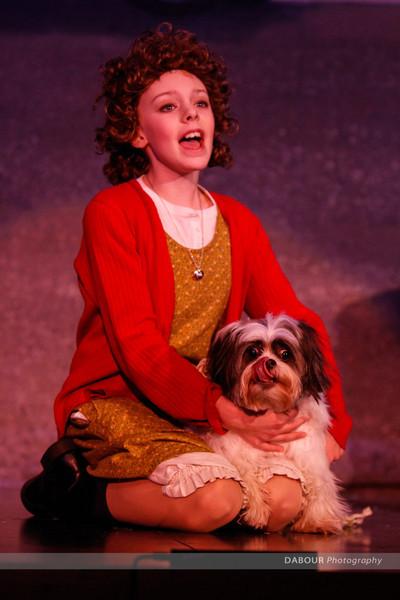 "SKIT presents ""Annie"""