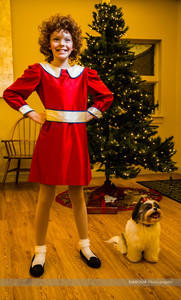 "SKIT's ""Annie"" Publicity Photos"