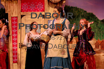 "SKIT ""Beauty and the Beast"" Saturday Evening January 31, 2015"