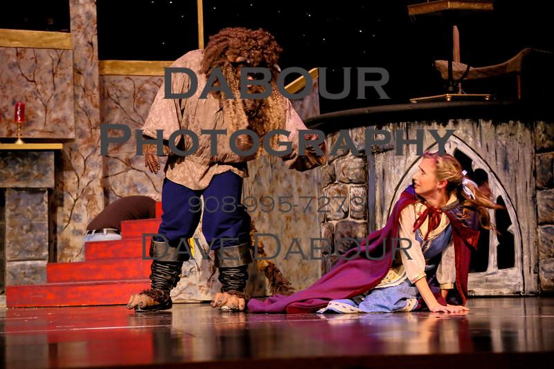 "SKIT ""Beauty and the Beast"" Friday Tech Rehearsal"