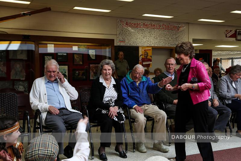 """Photos of SKIT's """"Bye Bye Birdie"""" Senior Citizens Brunch on Sunday"""