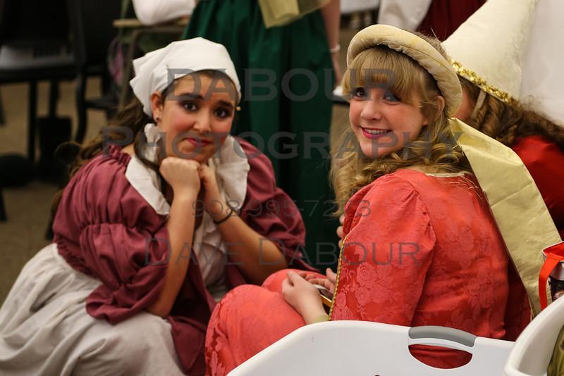 """SKIT's """"Cinderella Kids"""" Wish Cast"""