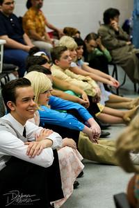 SKIT Hairspray 2017 Back Stage
