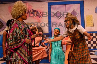 SKIT Hairspray 2017 Imani Cast