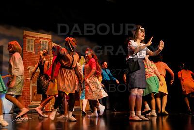 SKIT Hairspray 2017 Nala Cast