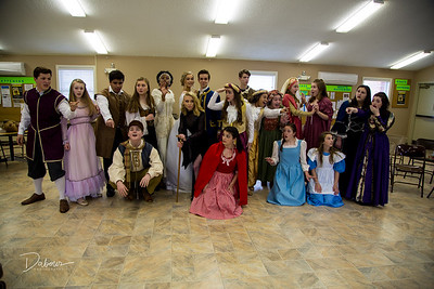 SKIT Into The Woods PR Photos