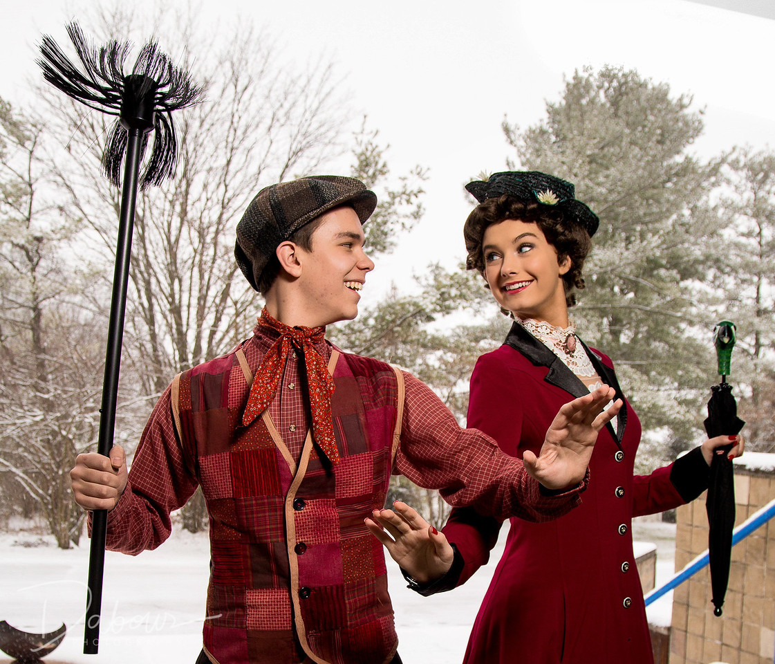 """SKIT presents """"Mary Poppins"""" in January 2018"""
