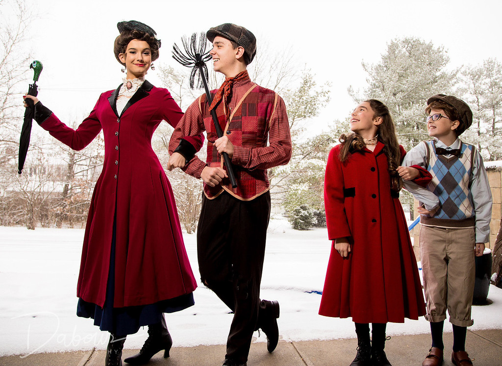 "SKIT presents ""Mary Poppins"" in January 2018"