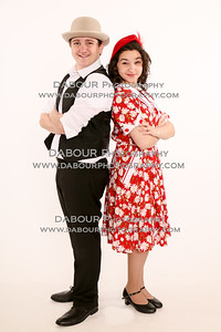 "SKIT ""Me and My Girl"" Publicity Photos"